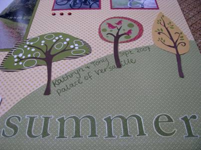 Summer Is . . . e