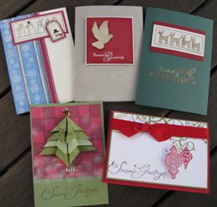 Christmas cards b