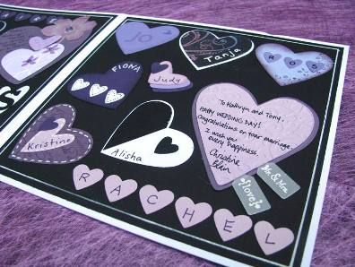 Art with Heart card b