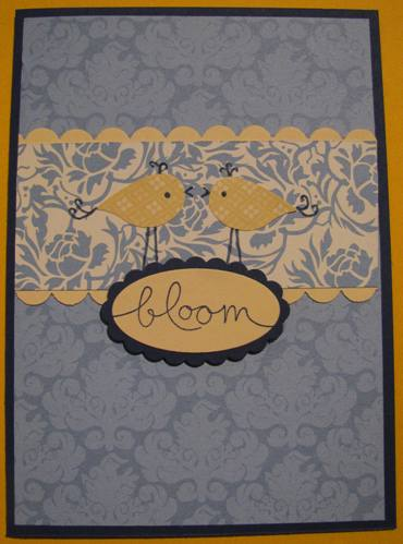 Bloom card blog