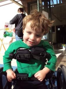 Hudson Wheelchair