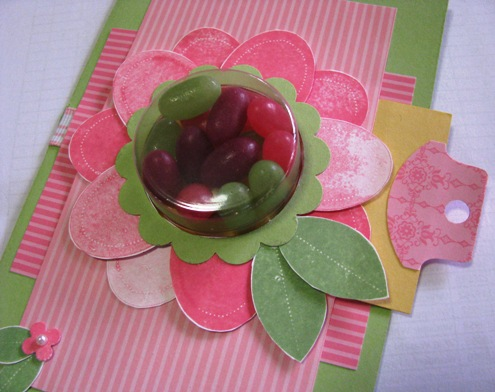 Sweet Treats Flower Card2
