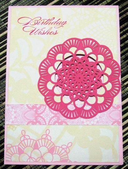 Flirtatious DSP card