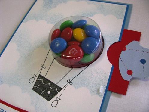 Sweet Treats Balloon Card