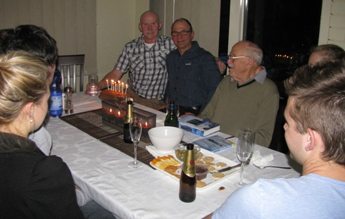 Birthday Boy and friends