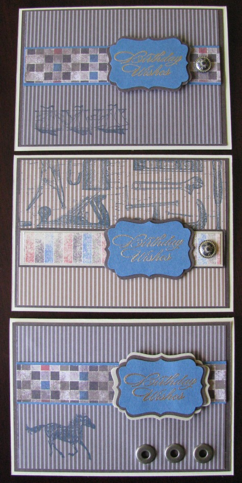 Denim & Rust bday cards (10)