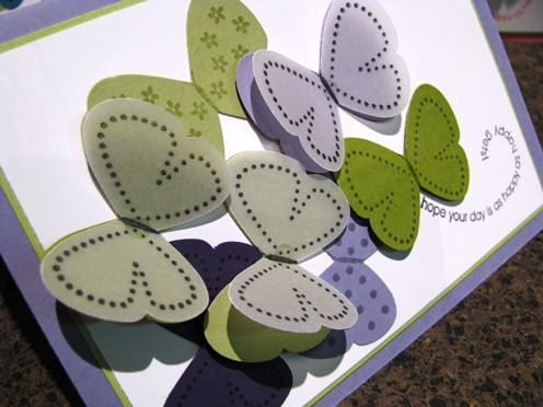Flight of the butterfly card 1a