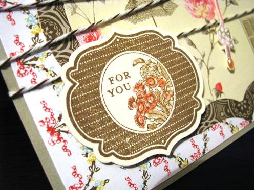 Rue de Fleurs Card 2