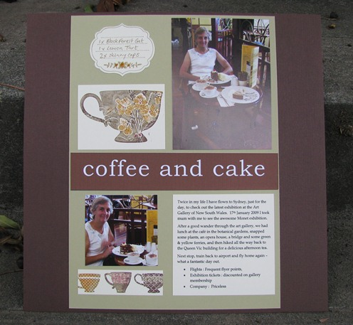 Tea Shoppe Layout