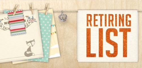 Retired List Logo