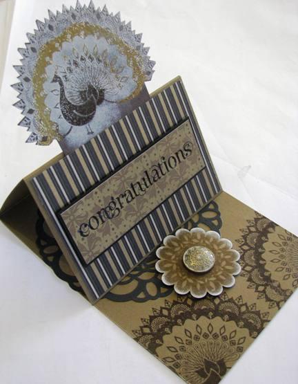 World Treasures Easel Card 3