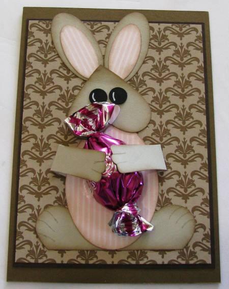 Everybunny Punch Card