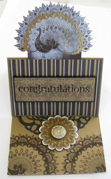 World Treasures Easel Card 2
