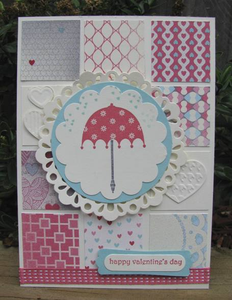 Rain or Shine Stamp Set (3)