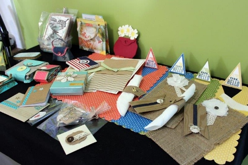 Stampin' Room Opening (20)
