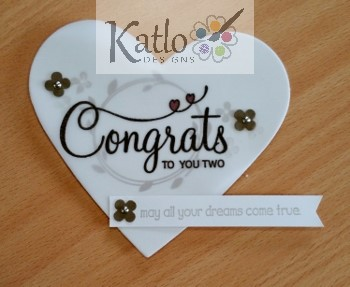 Your Perfect Day & Something Borrowed Engagement Card (3)