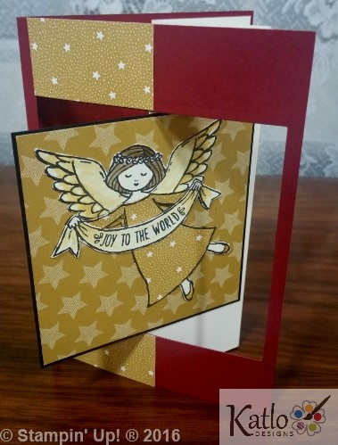 Wonder of Christmas Patchwork Angels (3)