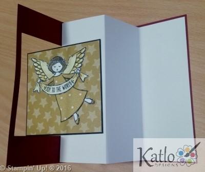 Wonder of Christmas Patchwork Angels (11)