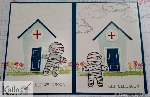 Cookie Cutter Halloween Get Well Cards (2)