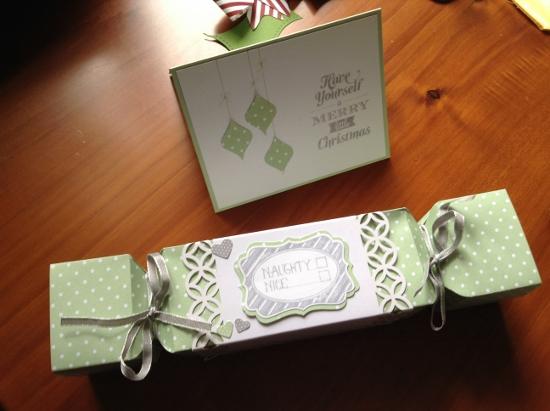 Envelope Punch board Christmas (2)