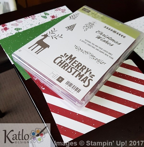 Be Merry Stampin' Up!