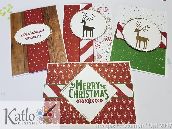 Be Merry Stampin' Up1