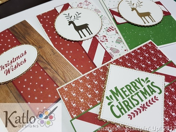 Be Merry Stampin' Up2