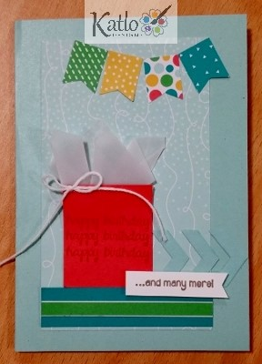 Cherry On Top cards (4)