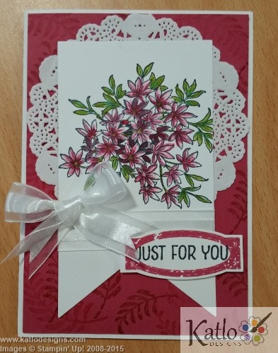 Awesomely Artistic Stampin Up cards (5)