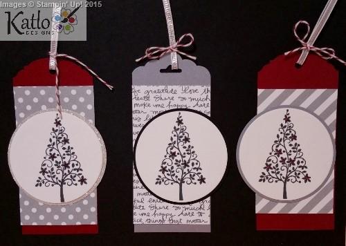 Stampin up christmas gift tags 2019