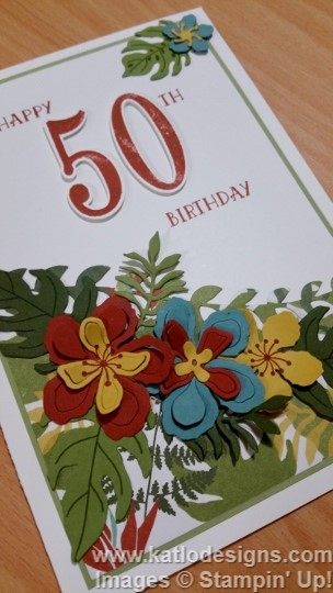 Botanical Blooms Bundle Birthday Cards (8)