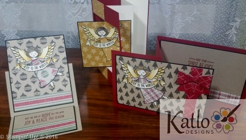 Wonder of Christmas Patchwork Angels (1)
