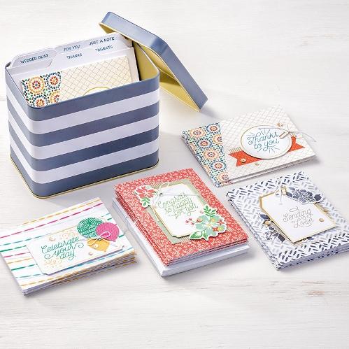 Designer Tin of Cards (499x499)