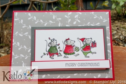 Merry Mice Retreat Cards (3)