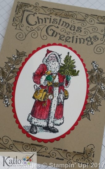 Father Christmas cards (9)