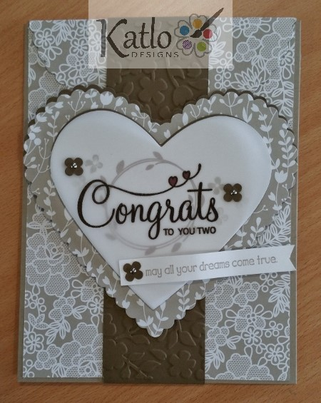 Your Perfect Day & Something Borrowed Engagement Card (6)