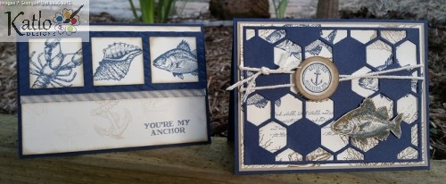 By The Tide Stampin' Up! Masculine Cards (2)
