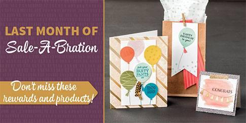 Sale-a-bration Picture