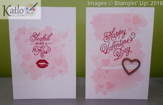 Single Layer Valentines Cards (3)