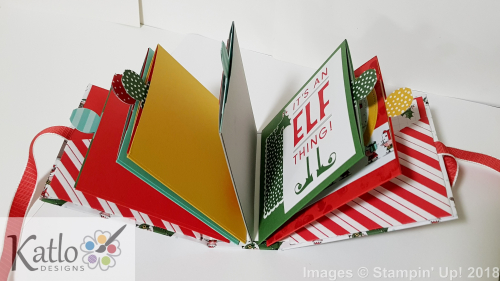 Santa's Workshop Mini Album (3)