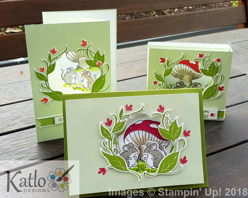 Sweet Storybook Cards (20)