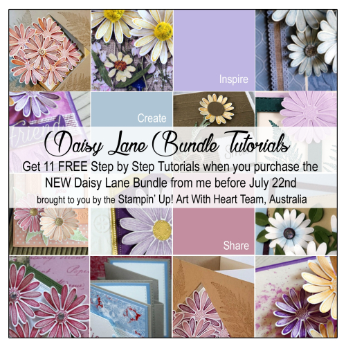 Daisy Lane Tutorial Ad