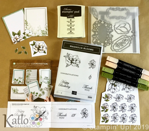 Magnolia Lane Stampin Up Gift Bags (7)