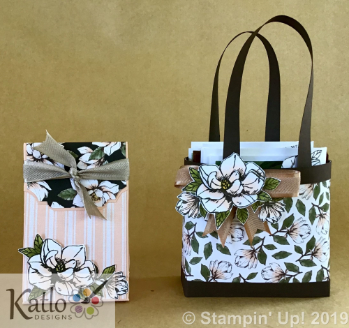 Magnolia Lane Stampin Up Gift Bags (1)