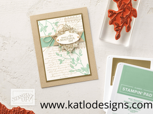 Katlodesigns cardmaking