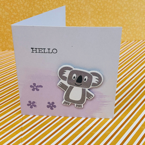 Birthday Bonanza Note Cards (4)