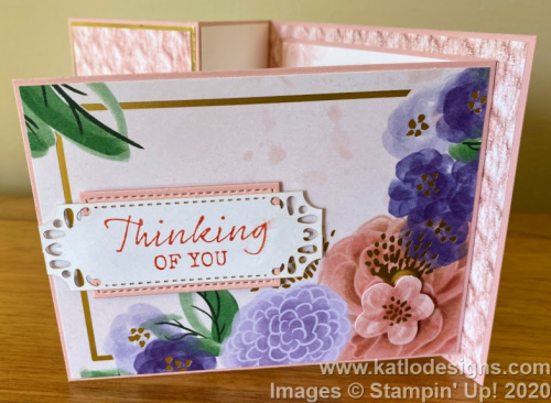 Gorgeous Posie Stampin' Up cards (1)