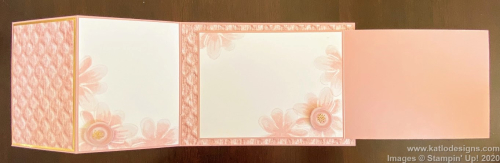 Gorgeous Posie Stampin' Up cards (4)