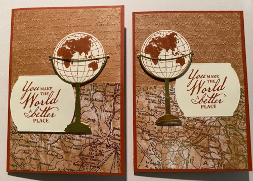 World of Good Stampin Up Cajun Craze Colour Creations Showcase (2)