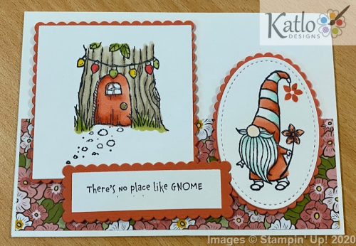 Gnome for the Holidays Stampin Up Cards 1 (2)